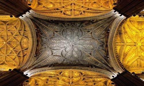 Zdjęcie HISZPANIA / Andaluzja / Sewilla / Katedra w Sewilli