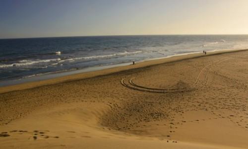 Zdjecie HISZPANIA / Wyspy Kanaryjskie - Gran Canaria / Playa de Maspalomas / śladami ...po śladach