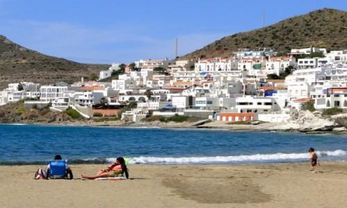 Zdjęcie HISZPANIA / Andaluzja / San Jose / Klimaty Andaluzji.