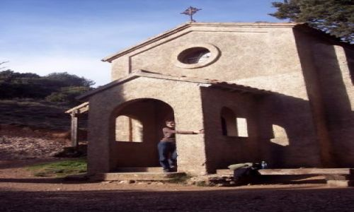 Zdjecie HISZPANIA / Katalonia / Góry Montserrat / Samotnia Sant Jeromi