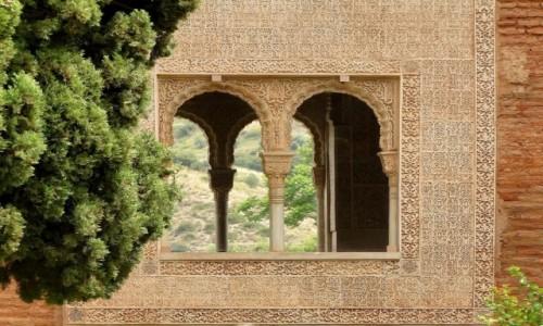 Zdjecie HISZPANIA / Andaluzja / Granada / Alhambra