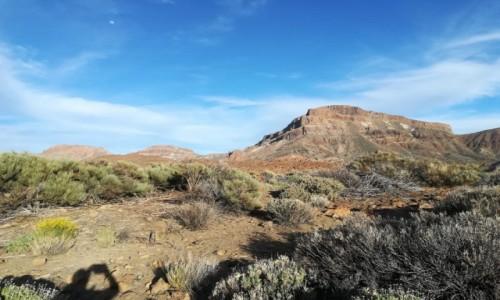 Zdjecie HISZPANIA / Teneryfa / Park Narodowy Teide / Pico del Teide