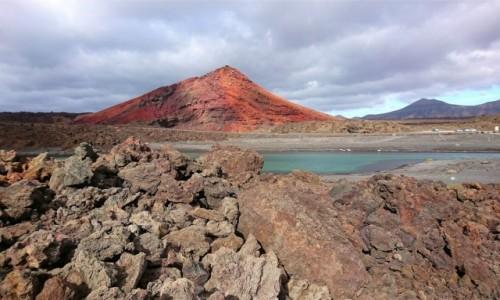 Zdjęcie HISZPANIA / Wyspy Kanaryjskie / Lanzarote / Krajobrazy Lanzarote