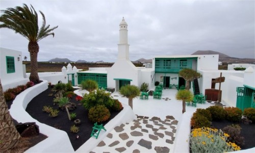 Zdjecie HISZPANIA / Wyspy Kanaryjskie / Lanzarote / Uroki Lanzarote