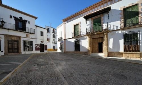 Zdjęcie HISZPANIA / Andaluzja  / Ronda / Uliczka
