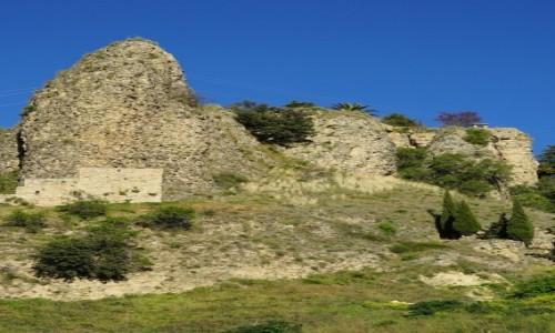 HISZPANIA / Andaluzja  / Ronda / Skałki