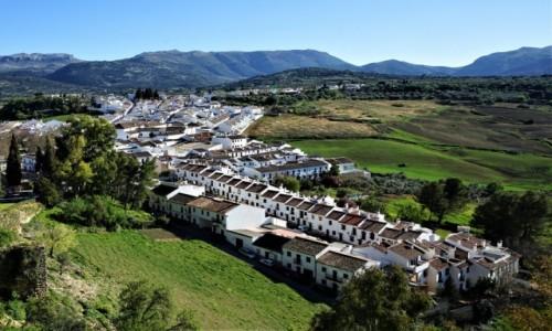 Zdjęcie HISZPANIA / Andaluzja / Ronda / Osiedle