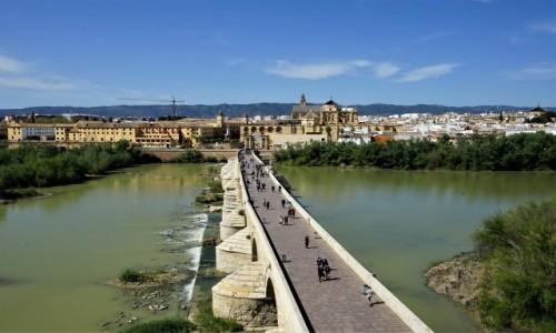 Zdjęcie HISZPANIA / Andaluzja / Kordoba / Most rzymski