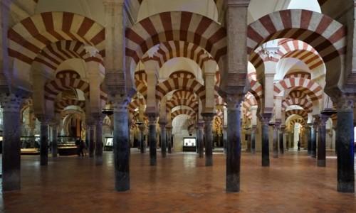 Zdjęcie HISZPANIA / Andaluzja / Kordoba / La Mezquita - Wielki Meczet