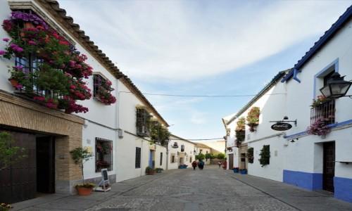 Zdjęcie HISZPANIA / Andaluzja / Kordoba / Uliczka