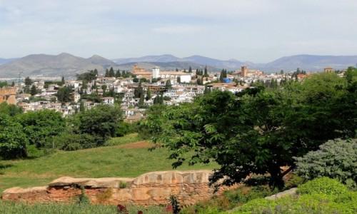 Zdjęcie HISZPANIA / Andaluzja / Granada / Granada