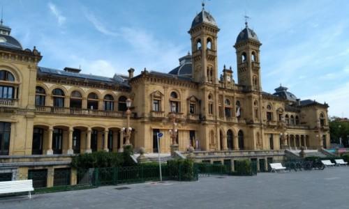Zdjęcie HISZPANIA / Kraj Basków / San Sebastian / Biblioteka miejska