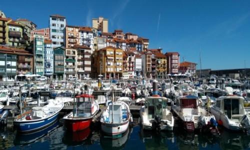 Zdjecie HISZPANIA / Bilbao / Bermeo / Marina