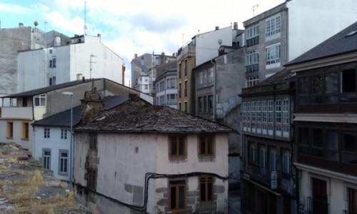 Zdjecie HISZPANIA / Galicja / Lugo / Stare i nowe
