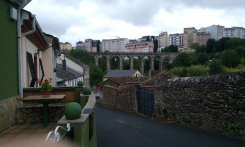 Zdjecie HISZPANIA / Galicja / Lugo / Przedmieście