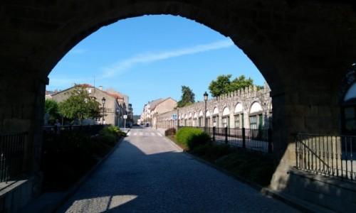 Zdjecie HISZPANIA / Galicja / Negreira / Ulica