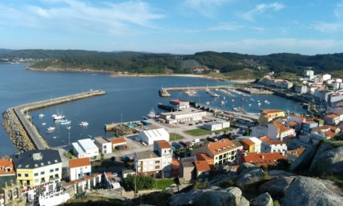 Zdjecie HISZPANIA / Galicja / Muxia / Port