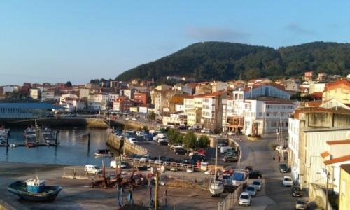 Zdjęcie HISZPANIA / Galicja / Finistera / Port rybacki