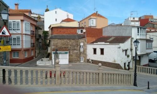 Zdjęcie HISZPANIA / Galicja / Finistera / Stare miasto