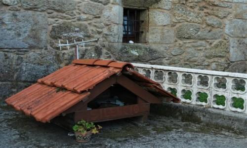 Zdjęcie HISZPANIA / Galicja / De Lires / Koci domek