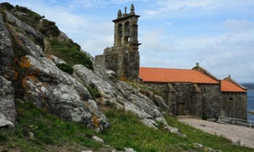 Zdjęcie HISZPANIA / Galicja / Muxia / Kościół św. Marii