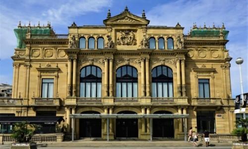 Zdjęcie HISZPANIA / Kraj Basków / San Sebastian / Gmach teatru