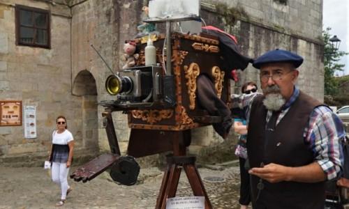 Zdjęcie HISZPANIA / Cantabria / Santilliana del Mar  / Jak za dawnych lat...