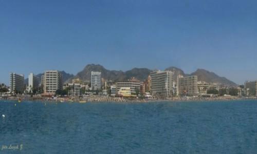Zdjecie HISZPANIA / Costa del Sol. / Benalmadena. / Plaże Torremolinos.