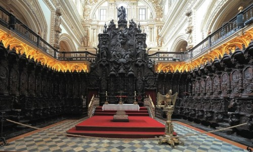 Zdjecie HISZPANIA / Kordoba / La Mezquita - Wielki Meczet / Ołtarz
