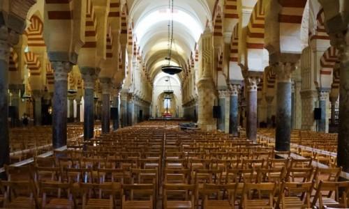 Zdjecie HISZPANIA / Kordoba / . / La Mezquita - Wielki Meczet