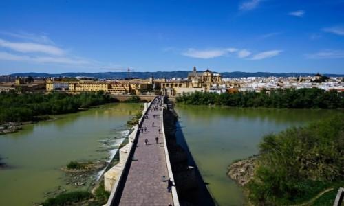 Zdjecie HISZPANIA / Andaluzja / Kordoba / Widok z twierdzy