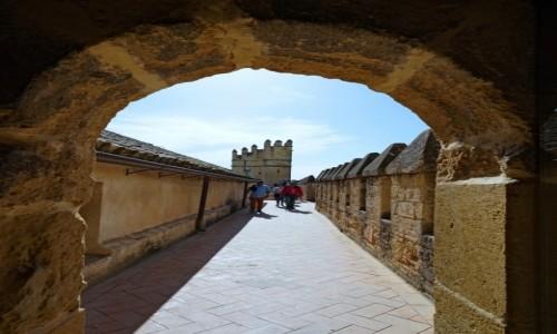 Zdjecie HISZPANIA / Andaluzja / Kordoba / W drodze na zamek