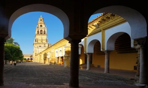 Zdjecie HISZPANIA / Andaluzja / Kordoba - Wielki Meczet / Dzwonnica