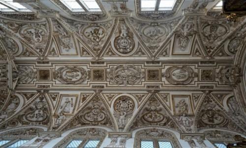 Zdjecie HISZPANIA / Andaluzja / Kordoba - Wielki Meczet / Sklepienie