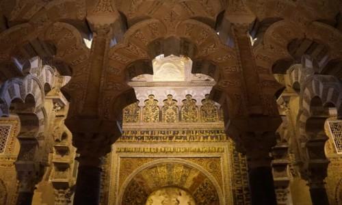 Zdjecie HISZPANIA / Andaluzja / Kordoba - Wielki Meczet / Detale