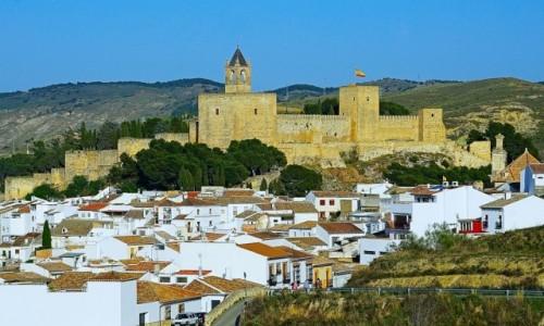 HISZPANIA / Andaluzja / , / Mirador de Antequera
