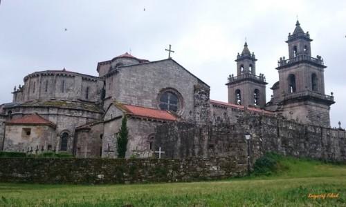Zdjecie HISZPANIA / Galicia / Oseira / Klasztor Santa Maria de Oseira