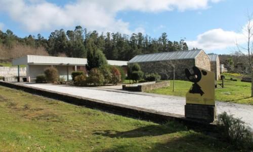 Zdjecie HISZPANIA / Galicia / Outeiro / Schronisko dla pielgrzymów
