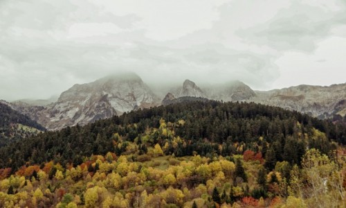Zdjecie HISZPANIA / Picode -Anetto / Hiszpania / Pireneje