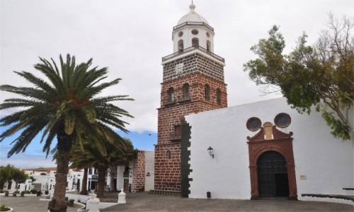 HISZPANIA / Wyspy Kanaryjskie / Lanzarote / Teguise