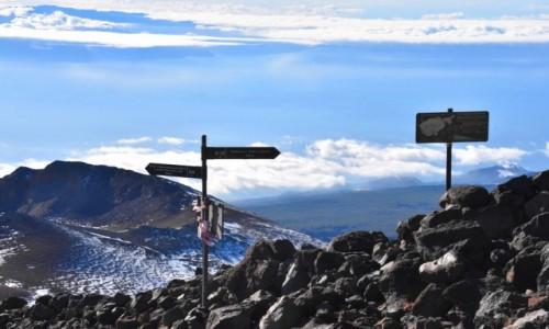 Zdjecie HISZPANIA / Teneryfa / Park Narodowy Teide / Spacer na Pico Viejo