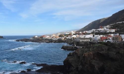 Zdjecie HISZPANIA / Teneryfa / Garachico / Północne wybrzeże Teneryfy