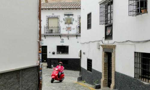 Zdjecie HISZPANIA / Andaluzja / Granada / Klimaty Andaluzji