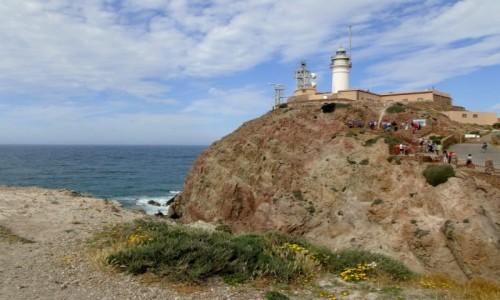 HISZPANIA / Andaluzja / Cabo de Gata / Na przylądku Cabo de Gata
