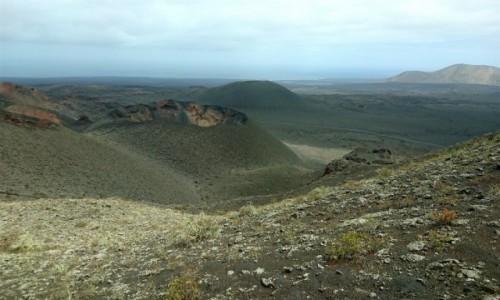 Zdjecie HISZPANIA / Wyspy Kanaryjskie / Lanzarote / Krajobrazy Lanzarote