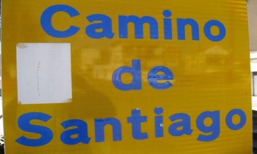 Zdjecie HISZPANIA / Hiszpania / Hiszpania / Pielgrzymka do Santiago de Compostela