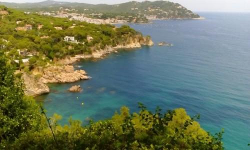 Zdjecie HISZPANIA / Katalonia / Calella de Palafrugell / Costa Brava