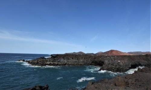 Zdjecie HISZPANIA / Wyspy Kanaryjskie / Parque Nacional de Timanfaya / Lanzarote, Parque Nacional de Timanfaya