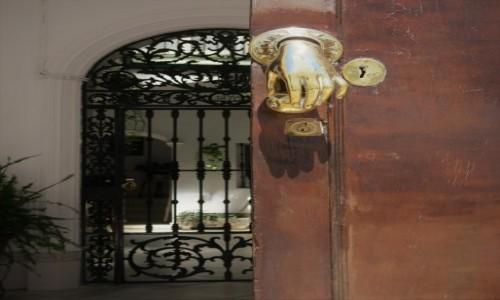 Zdjecie HISZPANIA / Andalusia / Arcos de la Frontera / Detale