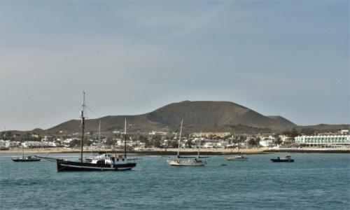 Zdjecie HISZPANIA / Fuertaventura / Corralejo / Corralejo, port